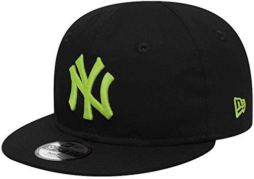New Era - MLB New York Yankees League Established 9Fifty Säuglings Snapback Cap - Schwarz