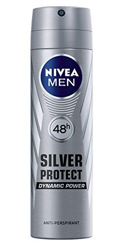 Nivea Men - Silver Protect 48H - Deo Spray - 200 ml