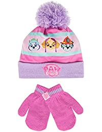 34538a398ef Paw Patrol Girls Paw Patrol Hat and Gloves Set