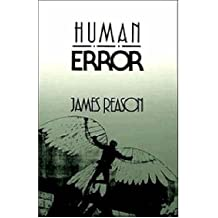 [(Human Error)] [ By (author) James Reason ] [October, 1990]