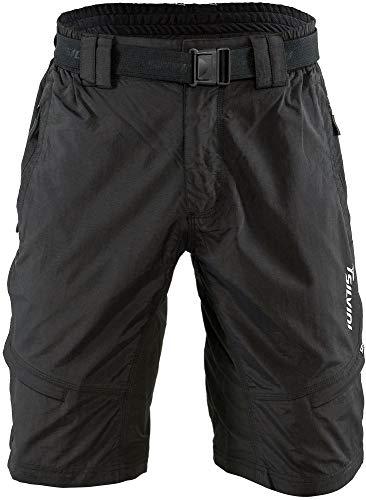 SILVINI Herren RANGO Mtb Hose, Black, XL