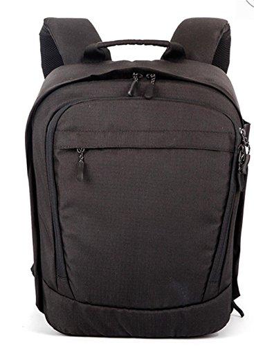 Z&HXborsa fotografica borsa fotografica reflex impermeabile pacchetto versatile , black Black