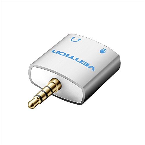 digitalkey Audio Splitter Jack 3.5Divide Kopfhörer und Mikrofon (Mikrofon-kopfhörer-splitter)