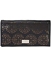 Satya Paul Black Women's Wallet (AWWLPUS8SP351A)
