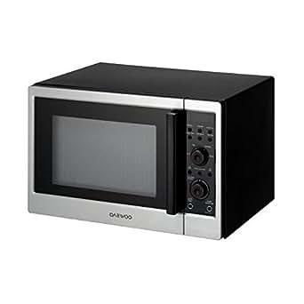 Daewoo koc154k four micro ondes avec grill 42 litres 950 w acier inoxydable - Amazon four micro onde ...