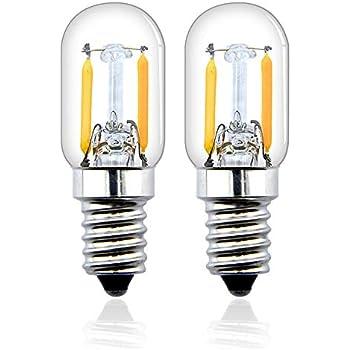 Bombilla LED de filamento de 1.5 W Z187 para microondas, 240 ...