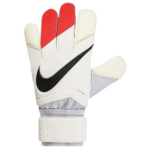 Nike Torwarthandschuhe Goalkeeper Grip 3 White/Total Crimson/Black, 8