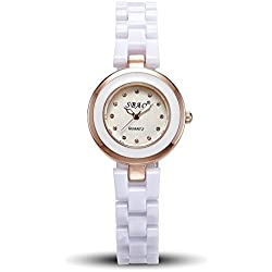 Woman, quartz watch, business, fashion, anti ceramic, M0208