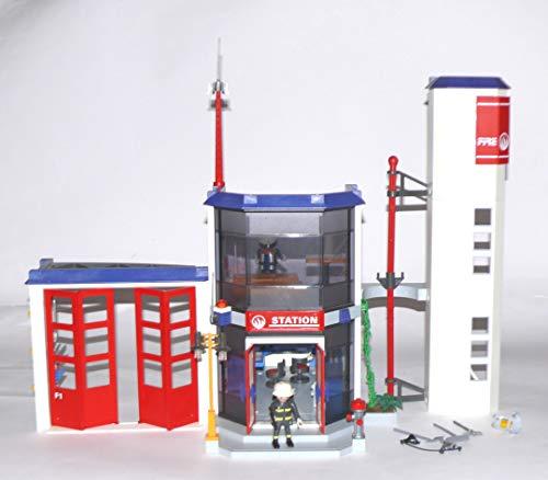 Li Il Feuerwehrwache Playmobil Vergleiche Top Produkte Bei Uns