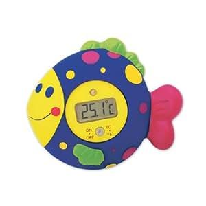 dBb Remond - 341104 - Thermomètre de Bain - Électronique - Poisson
