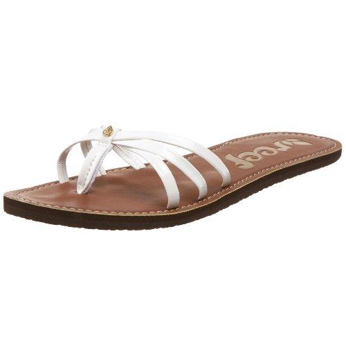 Reef, Scarpe casual, donna Bianco
