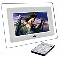 7 inch LCD TFT Multifunctional Picture Digital Photo Frame with MP3 MP4 Player function