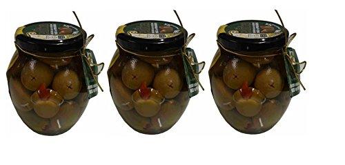3x-oliven-grun-gefullt-mit-mandeln-und-paprika-je-360g-glas-215g-abtropfgewicht-aus-griechenland-gri