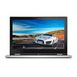 Dell Inspiron 3148 11.6-inch Toucscreen Laptop (Core-i3-4030U/4GB/500GB/Windows 10), Silver