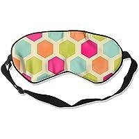 Hexagon Vintage Pattern Sleep Eyes Masks - Comfortable Sleeping Mask Eye Cover For Travelling Night Noon Nap Mediation... preisvergleich bei billige-tabletten.eu