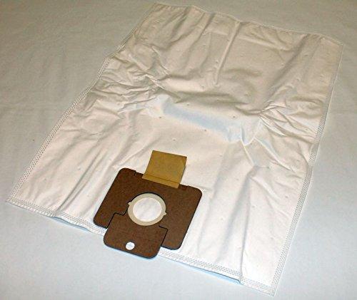 5xZENTRALSTAUBSAUGER STAUBSAUGERBEUTEL FILTERSÄCKE für NILFISK SUPREME 250/SUPREME 150/SUPREME LCD geeignet