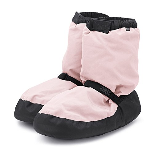 Bloch IM009 Warm Up Booties Candy Pink Medium Erwachsene (Warm-up-boots)