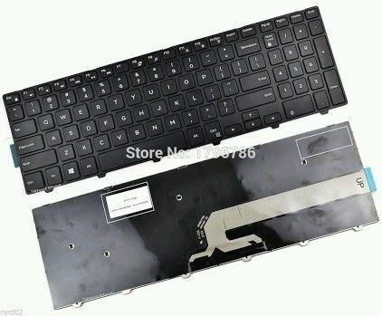 Dell Laptop Keyboard for Inspiron 15 3541/3542/3543