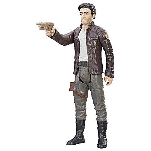 Hasbro Star Wars The Last Jedi Captain Poe Dameron Figure