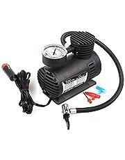 Captolife Air Pump Compressor 12V Electric Car Bike Tyre Tire Inflator/Compact Durable Car Air Compressor