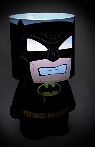 DC Comics Batman Look A Lite Led Lamp: Amazon.co.uk: Kitchen & Home
