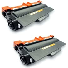 2 Tóners compatibles con Brother TN3380 DCP-8110DN, DCP-8250DN, HL-5440D, HL-5450D, HL-5450DN, HL-5450DNT, HL-5470DW, HL-5480DW, HL-6180DW, HL-6180DWT, MFC-8510DN, MFC-8520DN, MFC-8950DW, MFC-8950DWT | 8000 páginas