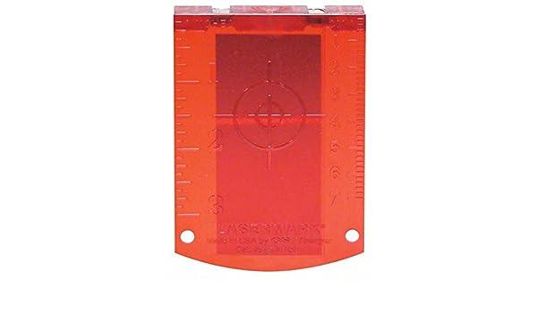 Laser Entfernungsmesser Reflektor : Bosch professional m c zieltafel für laser