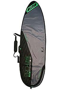 "BOARDBAG 5MM FISH PRO-LITE - 1 planche, Gris, 5'10"""