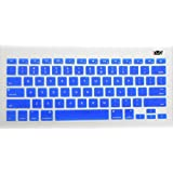 """Buy 1 & Get 1 Free! New Year Offer! Yashi Laptop Keyboard Protector Cover DARK BLUE Color Silicone Rubber for Apple MacBook 13.3"""" Pro (Non Retina) model no. A1278"""
