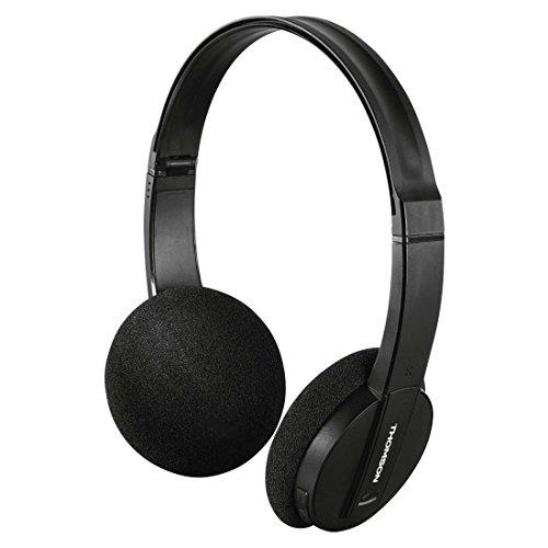 Thomson - Cuffia Bluetooth WHP6005BT, nero