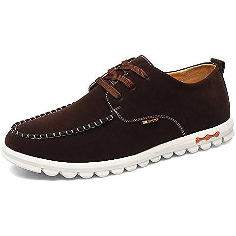 Scarpe casual maschile dell'Inghilterra/ traspirante scarpe moda/Tondo testa-cravatta scarpe casual business