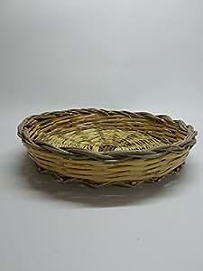 materashop.it - Paniere pugliese intrecciato con prodotti biologici a Laterza in Puglia art. 04