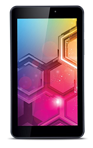 iBall Slide 6351 Q40i Tablet (WiFi), Black/Grey