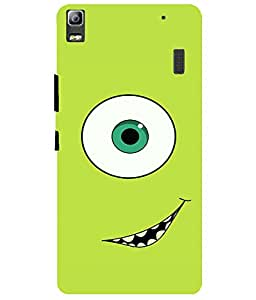 Astrode Printed Designer Back Case Cover For Lenovo A7000