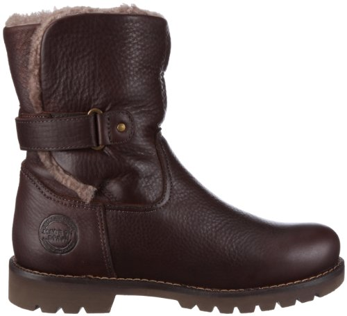 Panama Jack - Stivali Uomo Felia Igloo B2 Napa Grass, Donna Braun (Marron / Brown)