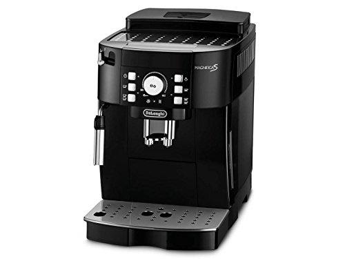 De'Longhi Magnifica S ECAM 21.116.B Kaffeevollautomat (Direktwahltasten und Drehregler,...