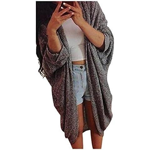 Fortan Womens Lady Casual magliata manica del