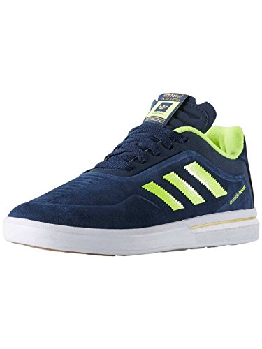 adidas Skateboarding Dorado ADV Boost Skate Shoes collegiate navy / solar yel / bleu Taille collegiate navy/solar yel/bleu