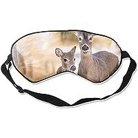 Deer 99% Eyeshade Blinders Sleeping Eye Patch Eye Mask Blindfold For Travel Insomnia Meditation preisvergleich bei billige-tabletten.eu