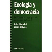 Ecologia y democracia (Mas Madera (icaria))