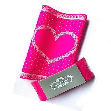 1 Satz Waschbares Silikon Nagel-Handkissen Tischset Salon Kissen Hand Halter Pad Maniküre-Werkzeug , 3# -
