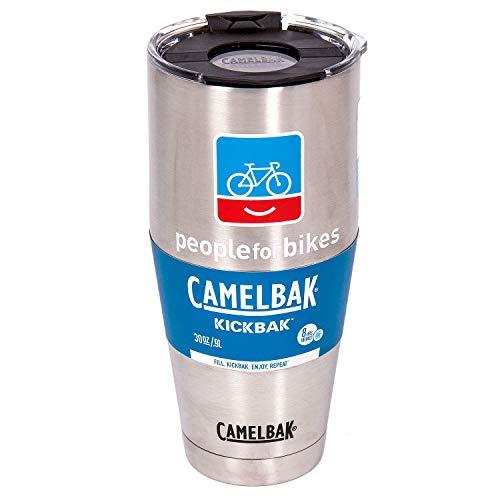 Camelbak Kickbak - Vaso térmico para bebidas (acero inoxidable, 0,9 L)