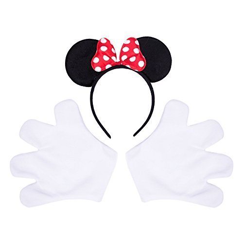 Minnie Mouse Halloween (Mickey Kostüm Maus Uk)