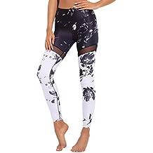 Amazon.es  pantalones yoga hombre - Blanco 72b4bb5b05edc
