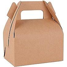 Set de 50 Cajas para dulces bombones Caja kraft de boda regalo R/ústico CLE DE TOUS 50pcs Etiquetas con cuerda Gift Tags Kraft Paper