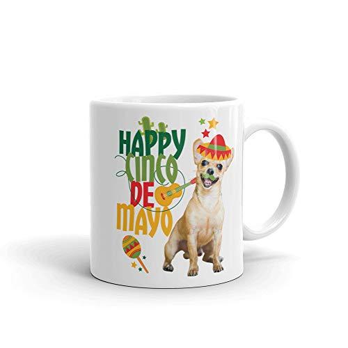 es Spielzeug von Cinco De Mayo Russkiy Hundeliebhaber-Inhaber-Geschenk-Mutter-Tagesv?TER-Tagesweihnachtsgeburtstags-Geschenk durch Smitten durch Kristin ()