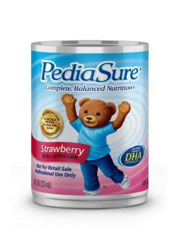 pediasure-8oz-can-strawberry-standard-by-medline