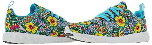 Puma Carson Runner Damen Textile Laufschuh Blue Atoll-White