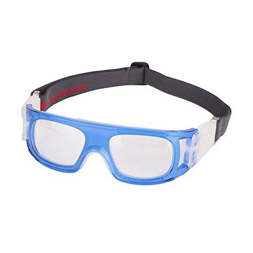 fussball sportbrille Weituoli Radbrille - Unisex Schießbrille-Sportbrille Basketball Fußball Radfahren, Fahren, Wandern, Angeln, Jagen