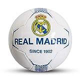 Pallone Da Calcio Real Madrid Since 1902 Palloni Misura 5 PS 05954